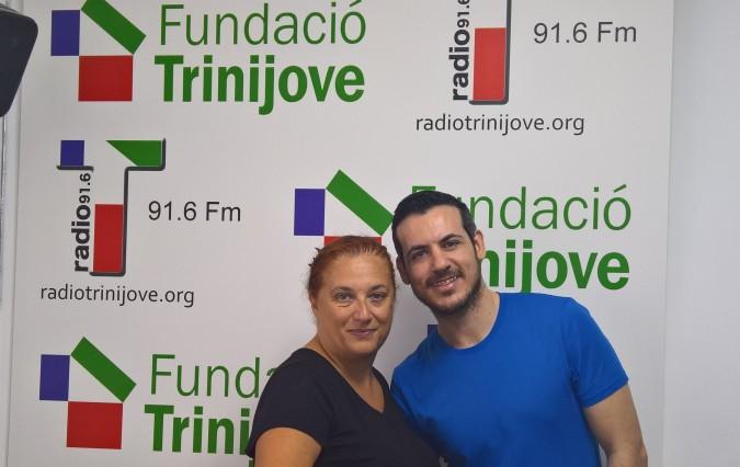 Yo en Radio Trinijove